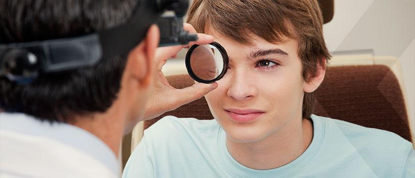 Imagem Mapeamento de Retina