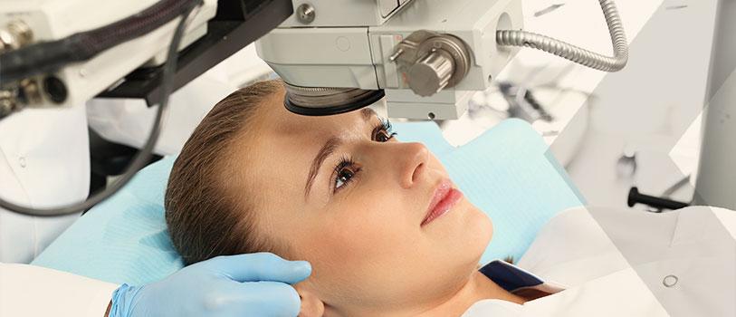 Imagem Procedimentos Oftalmológicos