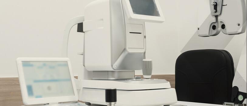 Imagem Oftalmoscopia a Laser de Campo Ultra-amplo